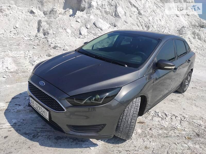 Седан Ford Focus 2016 в Вінниці