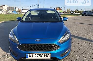 Хэтчбек Ford Focus 2015 в Киеве