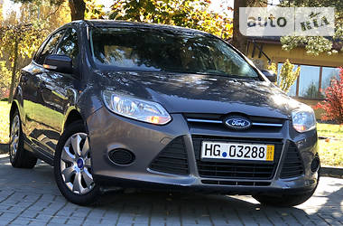 Хэтчбек Ford Focus 2012 в Дрогобыче