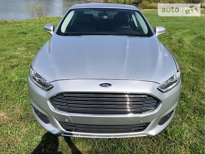 Ford Fusion 2013 в Полтаві