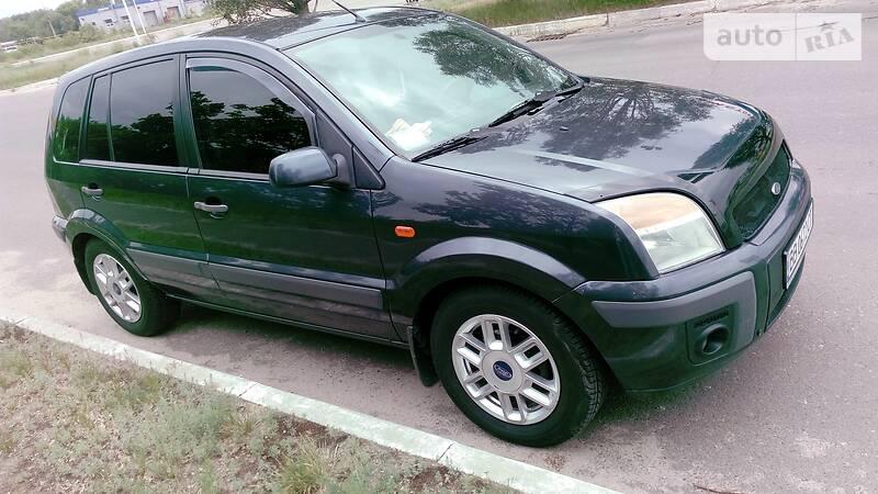 Ford Fusion 2007 в Северодонецке