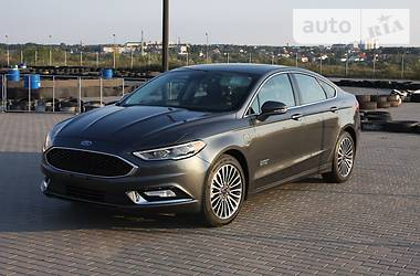 Ford Fusion 2017 в Виннице