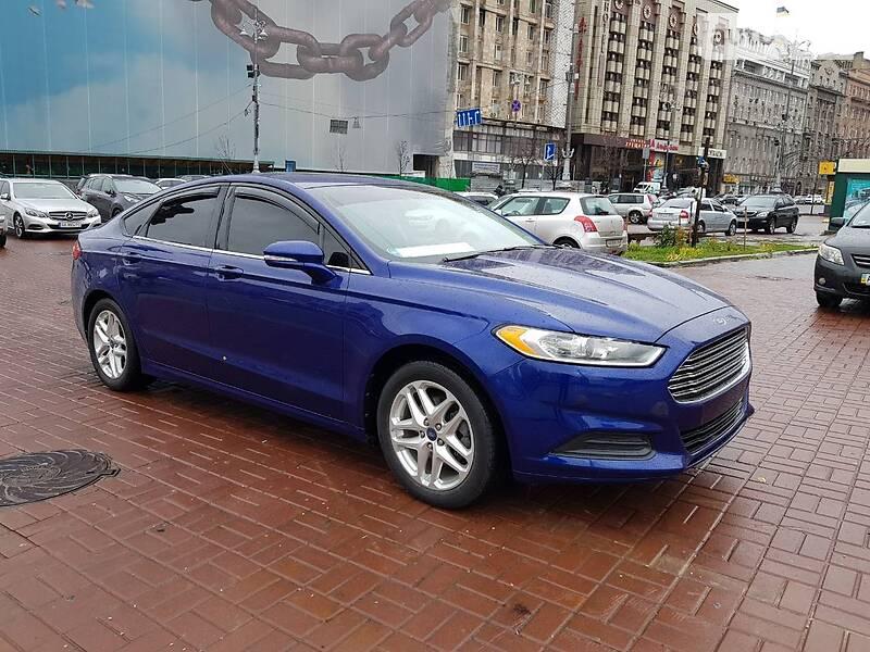Ford Fusion 2013 года в Киеве