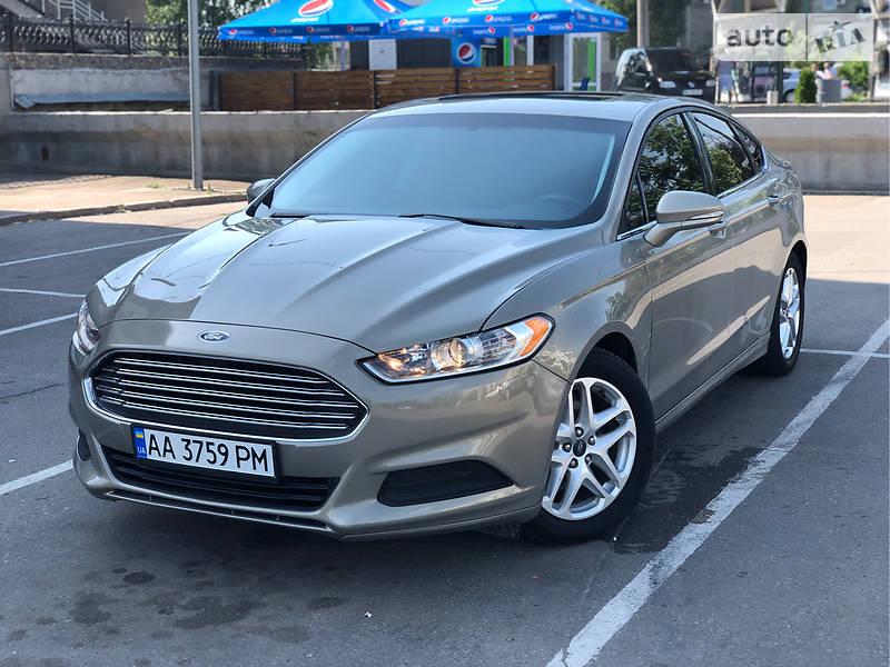 Ford Fusion 2015 року в Миколаїві