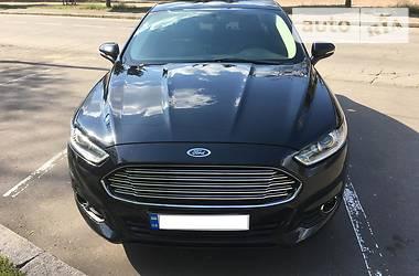 Ford Fusion Mondeo V