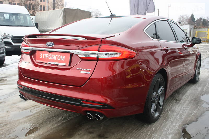 Ford Fusion 325 Сил 4wd 2017 2017