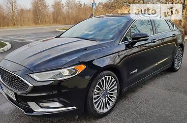 Ford Fusion 2017 в Полтаве