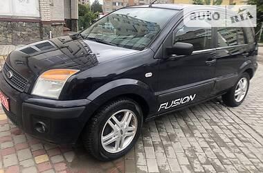 Ford Fusion 2008 в Луцке