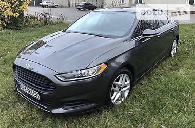 Ford Fusion 2016 в Збаражі