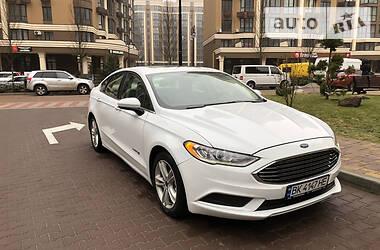 Ford Fusion 2018 в Киеве