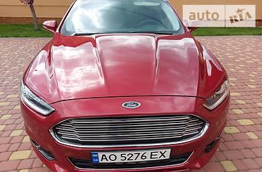 Седан Ford Fusion 2014 в Тячеві