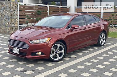 Седан Ford Fusion 2014 в Стрые