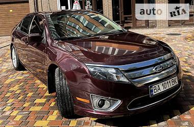 Седан Ford Fusion 2011 в Кропивницком