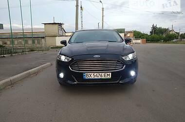 Седан Ford Fusion 2015 в Хмельницькому
