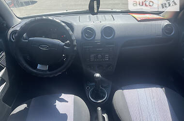Хетчбек Ford Fusion 2011 в Херсоні
