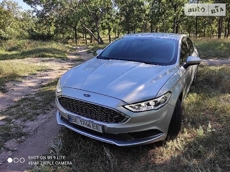 Седан Ford Fusion 2017 в Николаеве