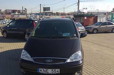 Ford Galaxy 2006 в Черновцах