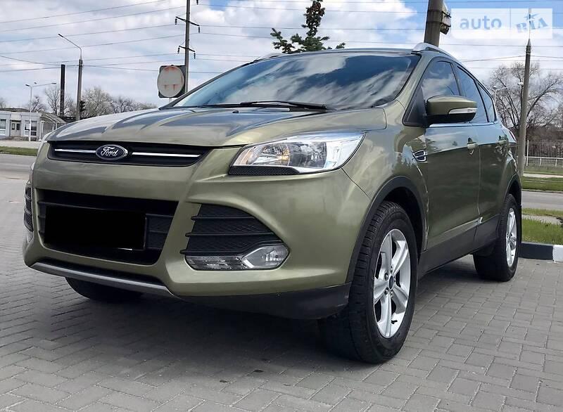 Внедорожник / Кроссовер Ford Kuga 2013 в Запорожье