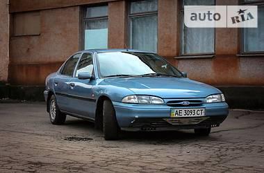 Ford Mondeo СLX 1993