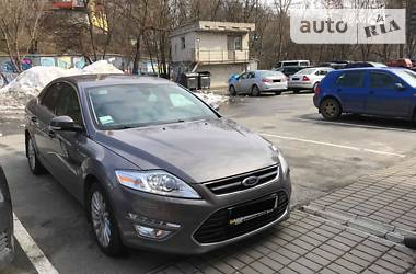 Ford Mondeo Ecoboost 2.0
