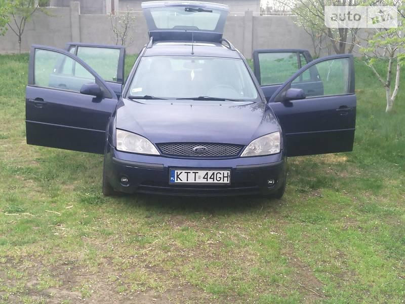 Ford Mondeo 2001 в Николаеве