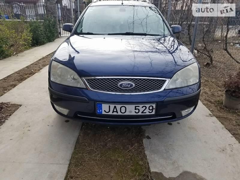 Ford Mondeo 2004 в Иршаве