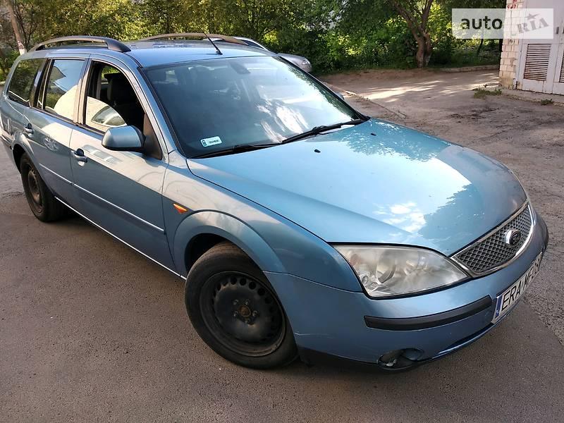 Ford Mondeo 2002 в Виннице