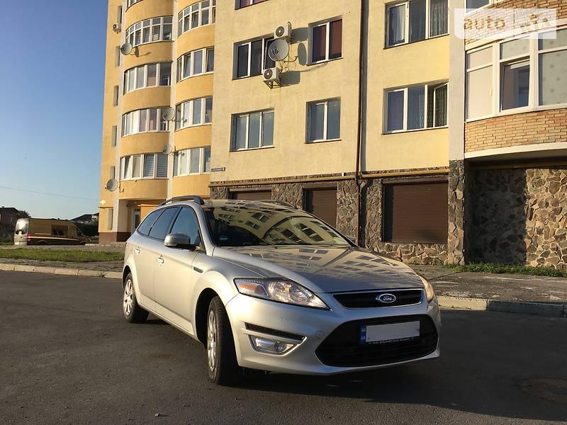 Ford Mondeo 2011 в Стрые