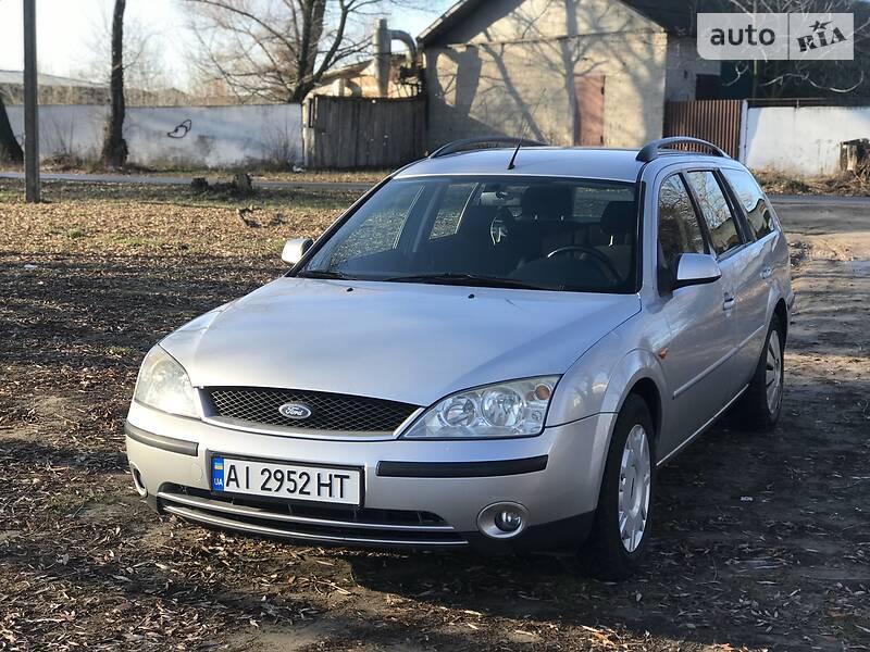 Ford Mondeo 2002 в Киеве