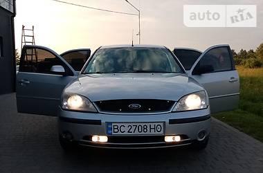 Седан Ford Mondeo 2001 в Яворове