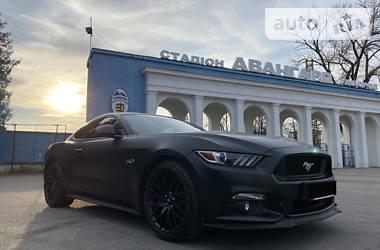 Ford Mustang GT 2017 в Ужгороде