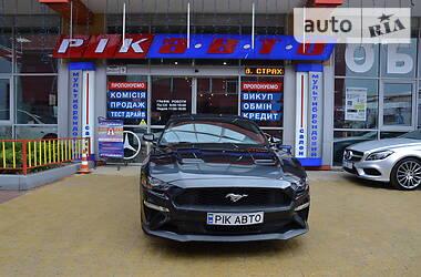 Ford Mustang 2019 в Львове