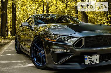 Купе Ford Mustang 2018 в Харькове