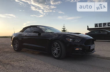 Кабріолет Ford Mustang 2015 в Тернополі