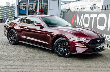 Купе Ford Mustang 2018 в Киеве