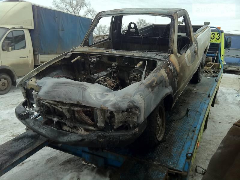 Ford Ranger 2001 в Киеве