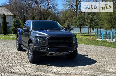 Ford Raptor 2017 в Стрые