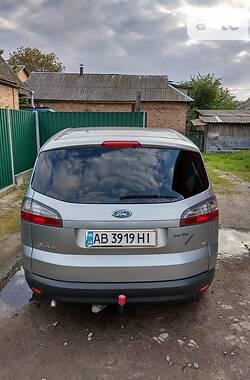 Минивэн Ford S-Max 2007 в Виннице