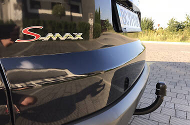 Минивэн Ford S-Max 2008 в Стрые
