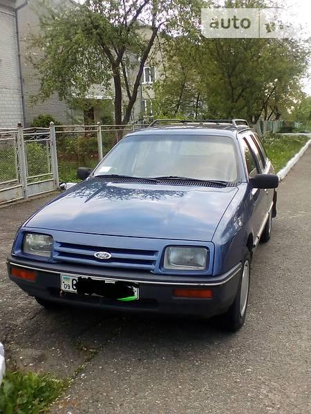 Ford Sierra 1985 года в Львове