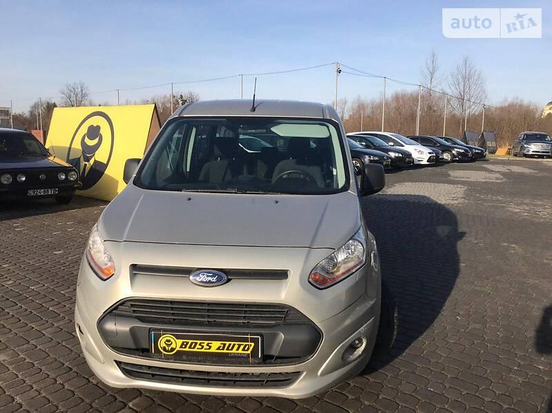 Ford Tourneo Connect пасс. 2014 в Львове