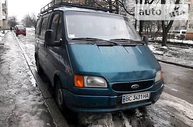 Ford Tourneo Custom 1996 в Трускавце