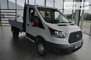 Ford Transit Chassis Single Cab