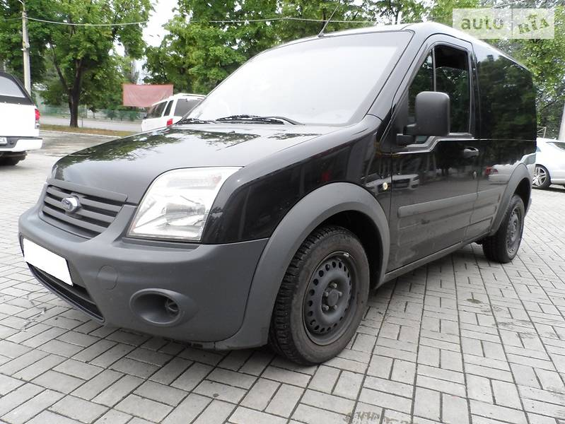 Ford Transit Connect 2009 года