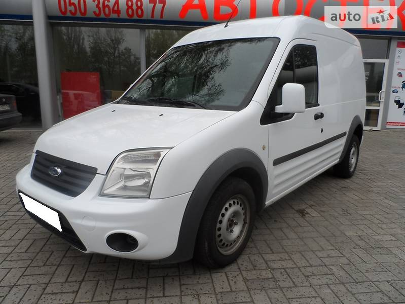 Ford Transit Connect 2011 года