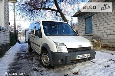 Ford Transit Connect пасс. 2003 в Луцке