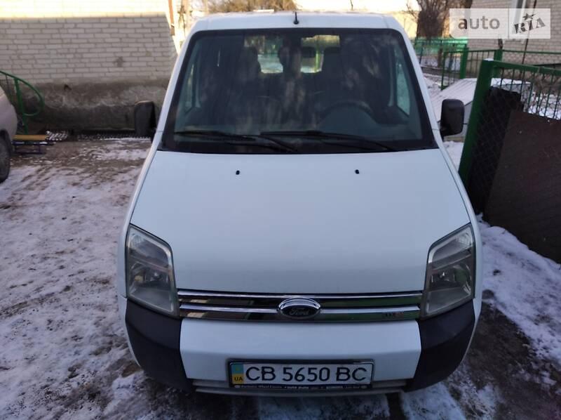 Ford Transit Connect пасс. 2007 в Новограде-Волынском