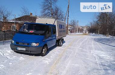 Ford Transit Custom груз-пас 2004 в Александрие