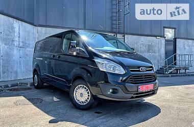 Легковой фургон (до 1,5 т) Ford Transit Custom груз. 2017 в Киеве