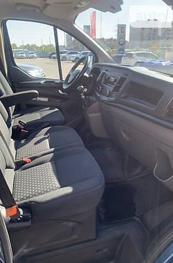 Легковой фургон (до 1,5 т) Ford Transit Custom пасс. 2018 в Чернигове